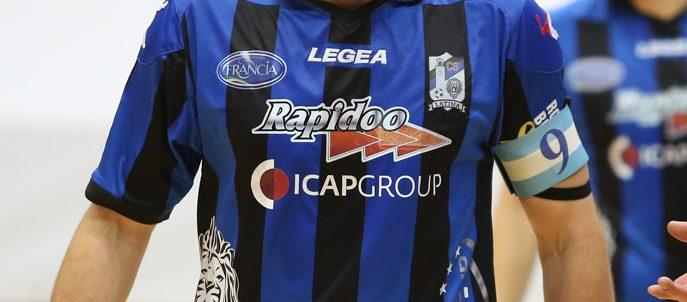Lucas Maina calcio a 5 con davide paccassoni mental coach certificato CMC Italia formazione per il successo