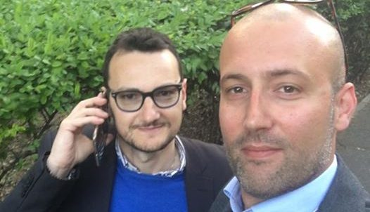 avv luigi langella e pierluigi di nunzio procuratori con davide paccassoni mental coach certificato CMC Italia formazione per il successo