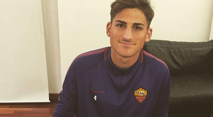as roma cargnelutti con davide paccassoni mental coach certificato CMC Italia formazione per il successo calcio
